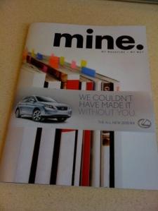 Magazine Mine