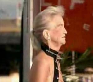 Gymnaste 84 ans