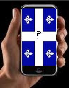 i-phone québécois