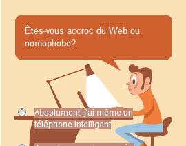 nomophobe ou nomophobie