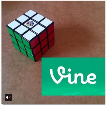 Comment résoudre un cube rubik avec Vine