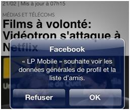 Facebook dérape : usurpation de votre identité et abus de votre confiance! (5/6)