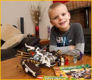 La Présence avec Lego