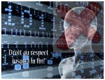 Testament numérique - respect