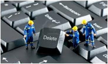 nettoyage numérique et gestion accès
