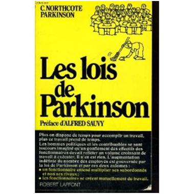 Les lois de Parkinson