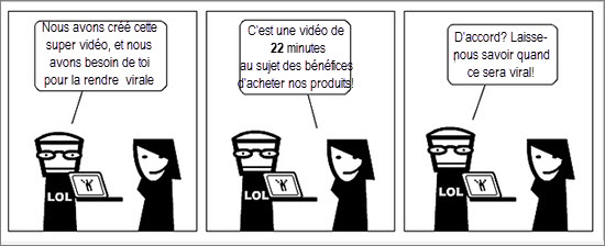 Blague - video viral