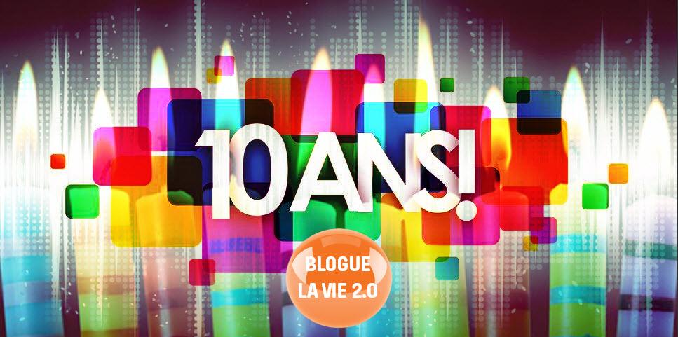 COVER-10 ANS - Blogue Sylvie Bédard