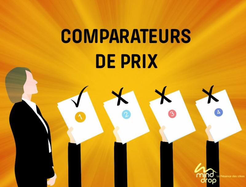 COMPARATEUR DE PRIX