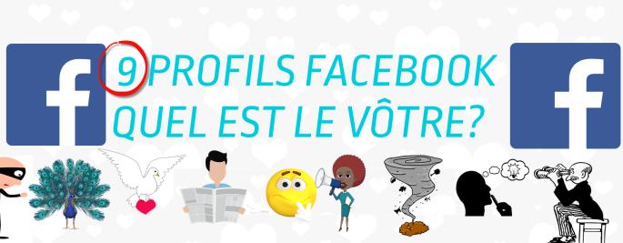 Quel est votre profil Facebook