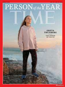 Time Cover Magazine